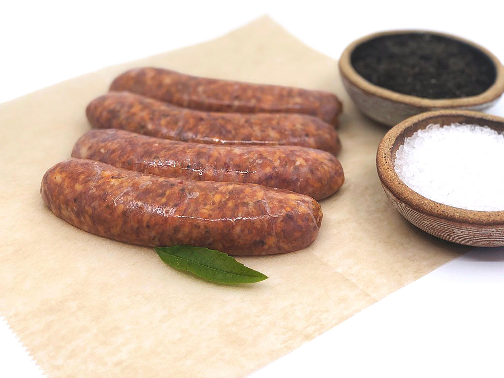 Pineapple Linguica Sausage