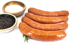 Smoked Hot Links Sausage