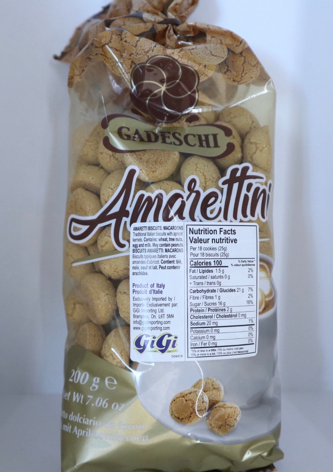 Carpinteri - Amarettini