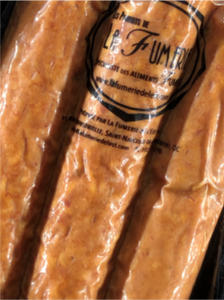 Saucisses Smoked meat, 3 pcs, 240 g
