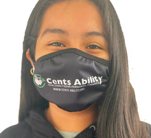 Load image into Gallery viewer, Cents Ability Eco Friendly Cloth Face Mask