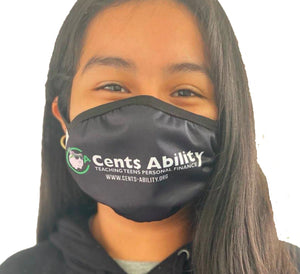 Cents Ability Eco Friendly Cloth Face Mask