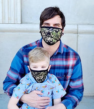 Load image into Gallery viewer, Camo Print Cloth Face Mask