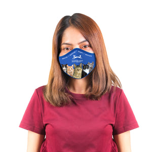 North Shore Animal League America Cloth Face Mask