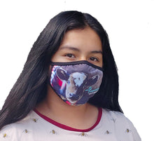 Load image into Gallery viewer, SquirrelWood Equine Sanctuary Cloth Face Mask