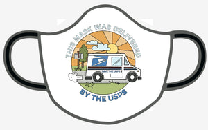 Save the USPS Cloth Face Mask