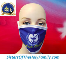 Load image into Gallery viewer, Regina Caeli Alumni Face Mask