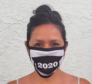 Graduation 2020 Cloth Face Mask