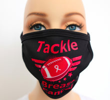 Load image into Gallery viewer, Breast Cancer Awareness Cloth Face Mask
