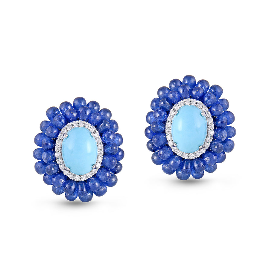 Blume Earrings II