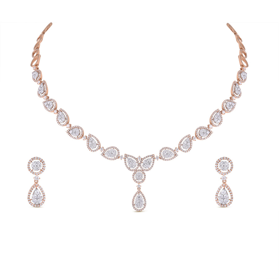 Bella Necklace Set I