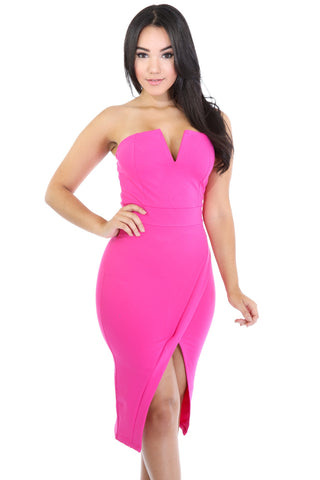 Sale* Kelsi Bodycon - Sugar Popped  - 1