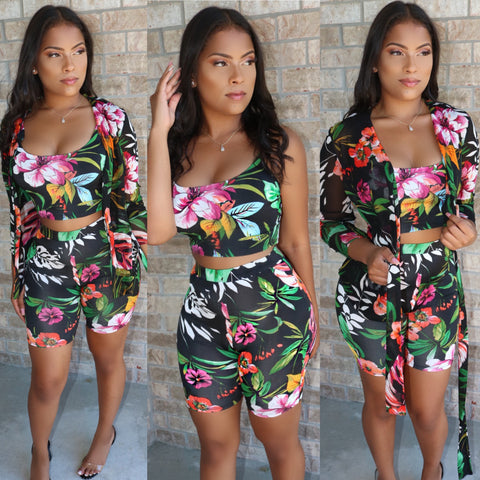 Tropic 3 pc Set