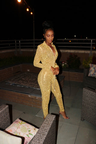 14ab6d2aa02 VVS Studded Jumpsuit Gold – Sugar Popped