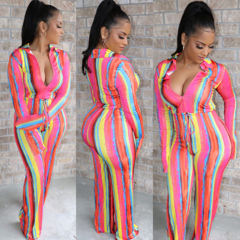 Sunset Vibes Jumpsuit