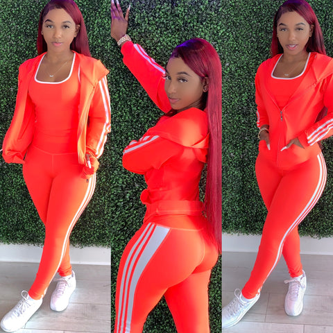 Body Jogger Set Mango