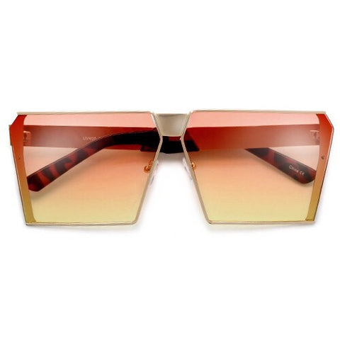 Versa Vintage Sunglasses - Sugar Popped  - 1