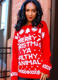 Sale* Home Alone Christmas Sweater - Sugar Popped  - 1