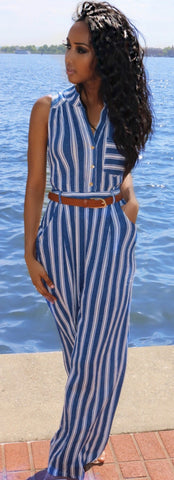 Demi Resort Jumpsuit