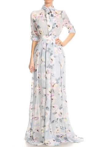Blissful Bow Maxi