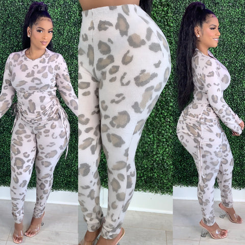 Cozy Chic Cheetah Set