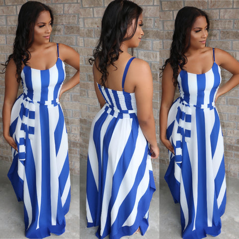 Nautical Maxi Blue