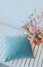 Load image into Gallery viewer, Sustainable Velvet Cushion