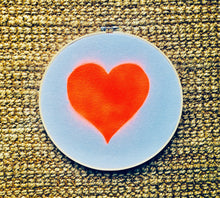 Load image into Gallery viewer, Recycled Cotton Love Heart