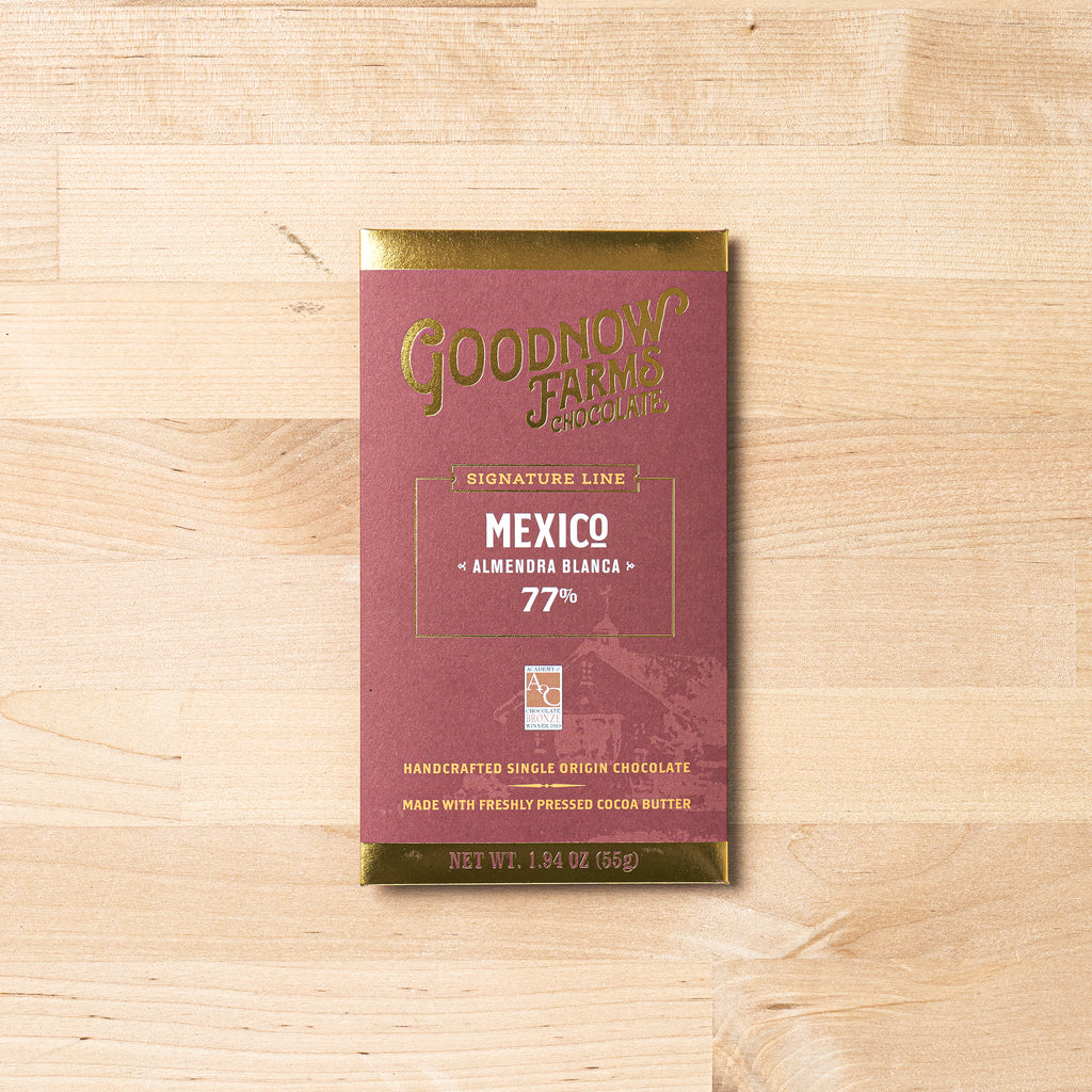 Almendra Blanca Mexico 77% Chocolate