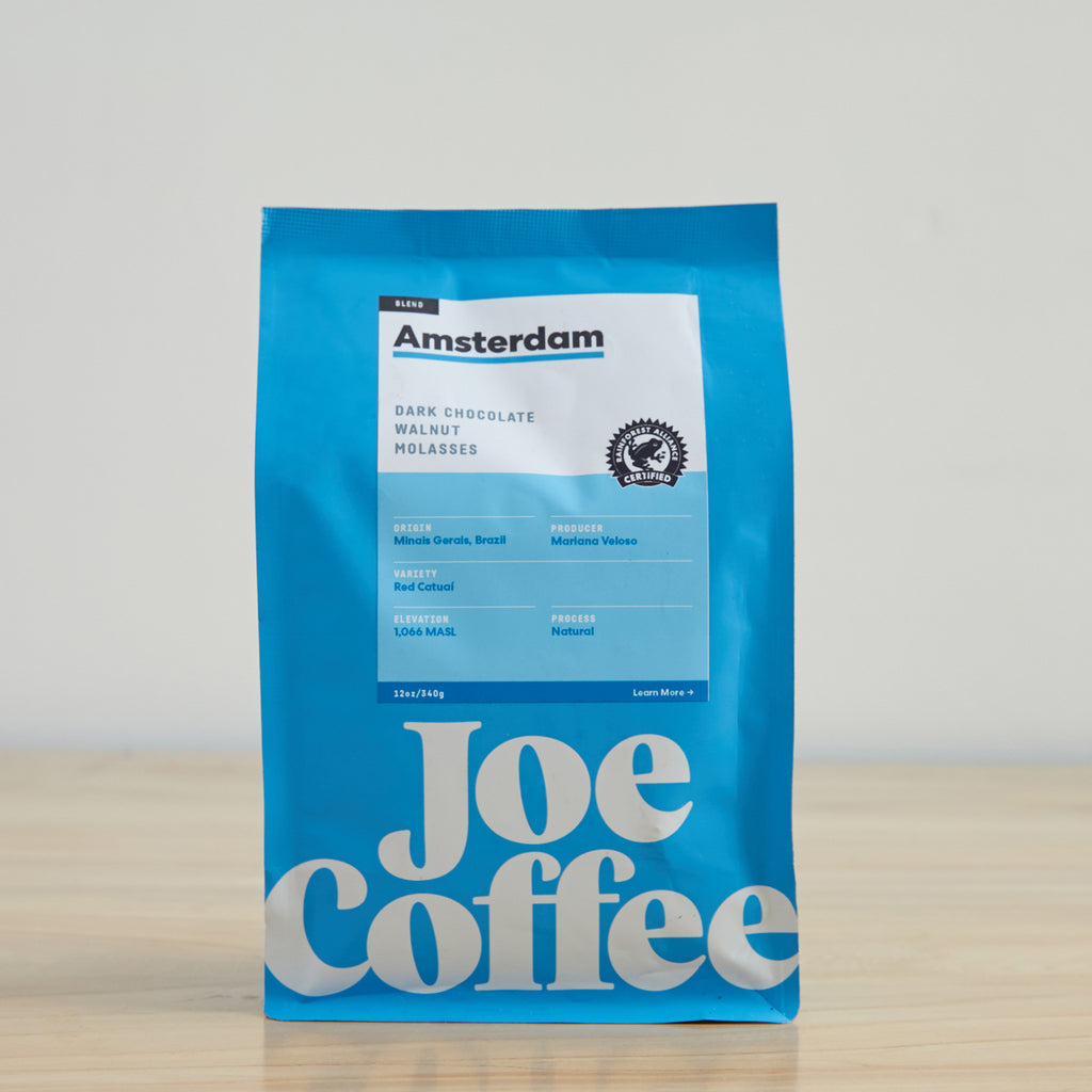 Whole Bean Coffee, 'Amsterdam'