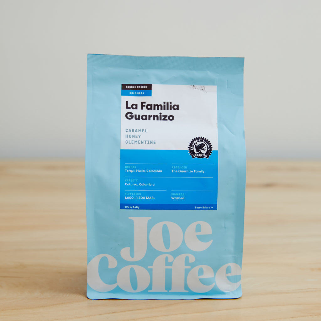 Whole Bean Coffee, 'Colombia La Familia Guarnizo'