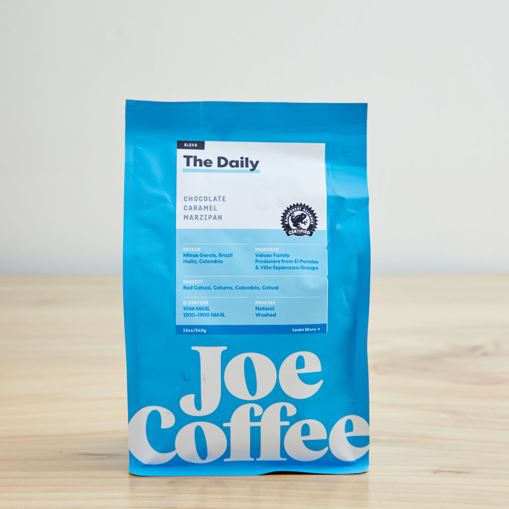 Ground Coffee 'The Daily'