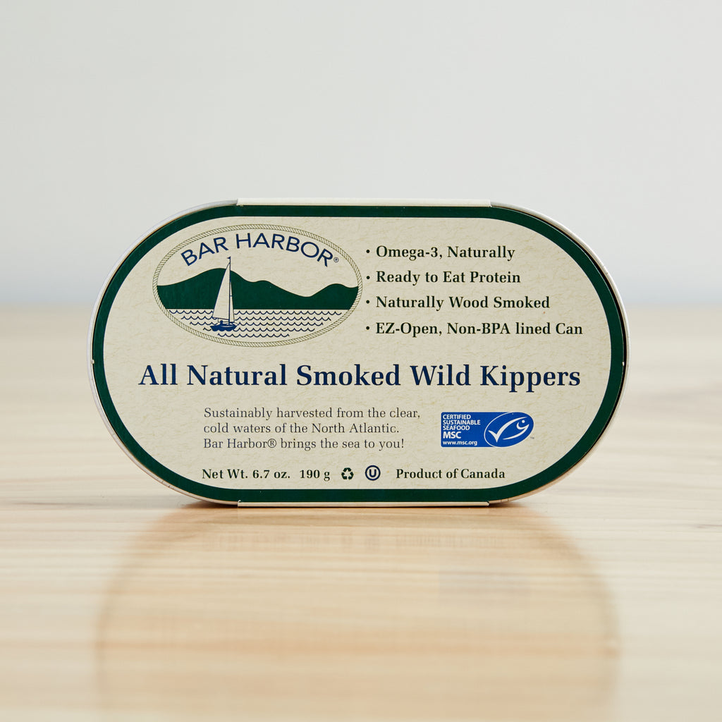 Smoked Wild Kippers