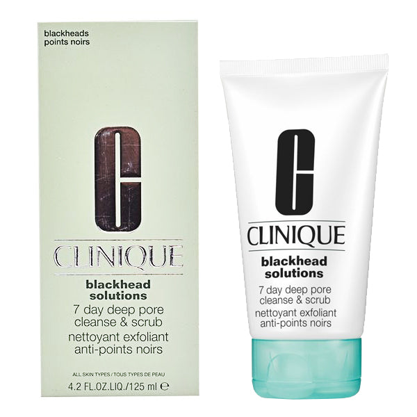 Eksfolierende ansigtsgel Blackhead Solutions Clinique (125 ml) - nemliving.dk