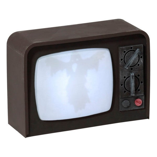 Halloween dekorationer Tv (12 X 31 x 21 cm)