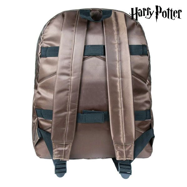 Casual Rygsæk Harry Potter 72766 Brun