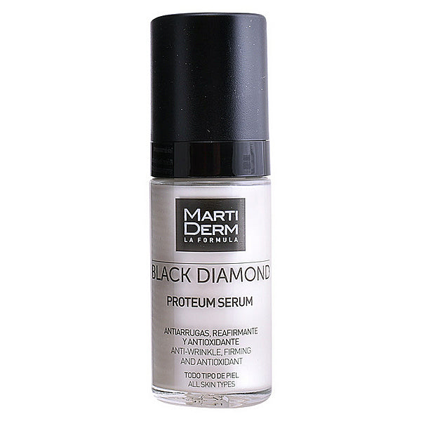 Opstrammende Serum Black Diamond Martiderm (30 ml) - nemliving.dk