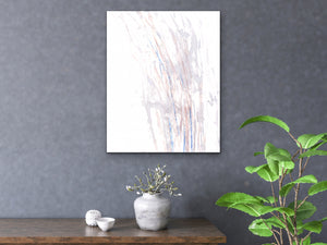Color Grass Art Print