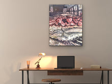 Load image into Gallery viewer, Fish 1 Art Print
