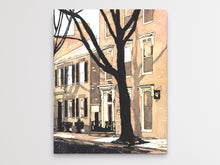 Load image into Gallery viewer, Frederick Street Scene 1 Art Print