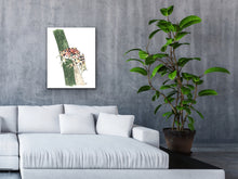 Load image into Gallery viewer, California State Frog. Red-Legged Frog Watercolor Art Print