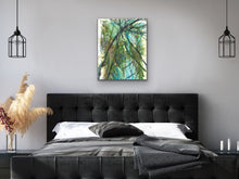 Load image into Gallery viewer, Abstract Trees Art Print