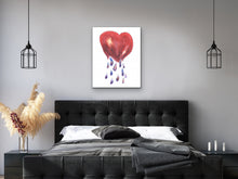 Load image into Gallery viewer, Heart Art Print