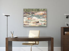 Load image into Gallery viewer, Flowing Water Art Print
