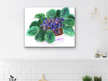 Load image into Gallery viewer, Violet Art Print