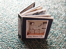 Load image into Gallery viewer, Tiny House Life: Interiors Miniature Book. Instant Digital Download