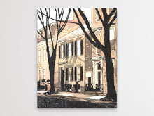 Load image into Gallery viewer, Frederick Street Scene 2 Art Print