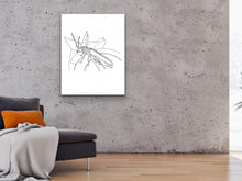 Load image into Gallery viewer, Pennsylvania State Insect. Firefly Art Print. Pennsylvania State Symbol Art