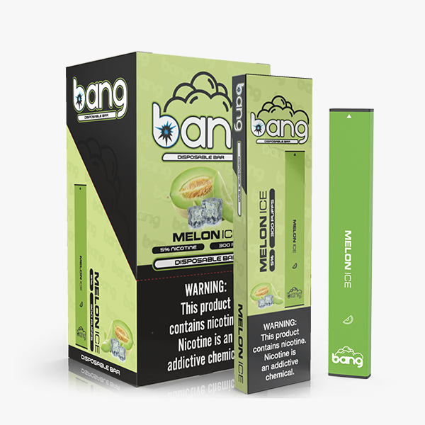 Melon Ice by Bang  | Disposable Vape