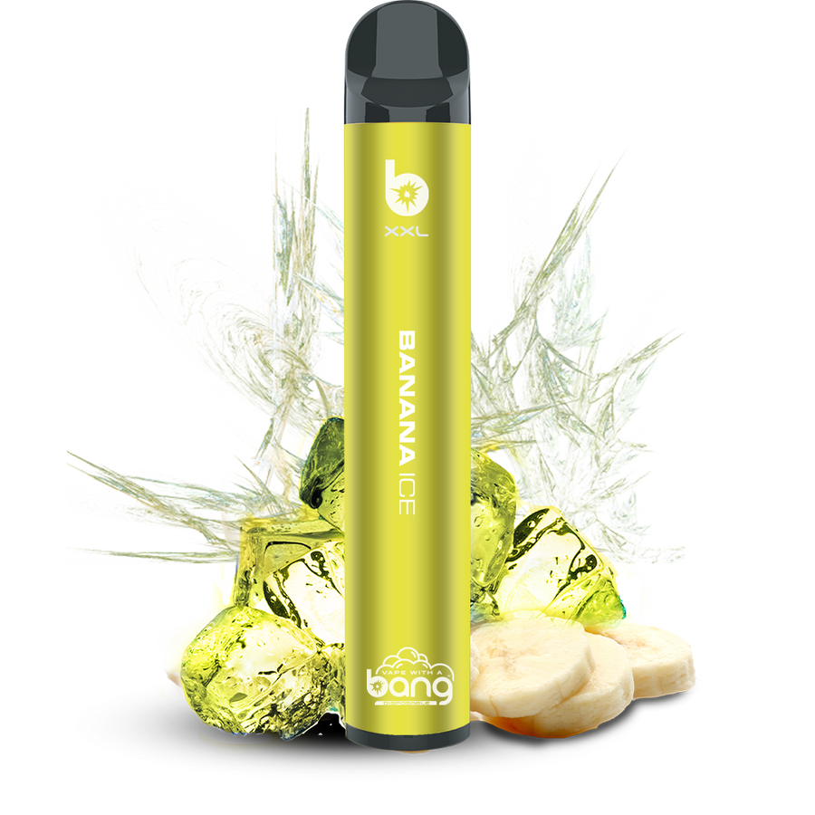 Banana Ice by Bang | Disposable Vape